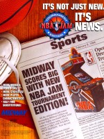 NBA Jam Tournament Edition — 1994 at Barcade® in New York, NY