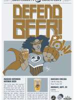 Brooklyn Defender Night — September 29, 2014 at Barcade® in New York, NY