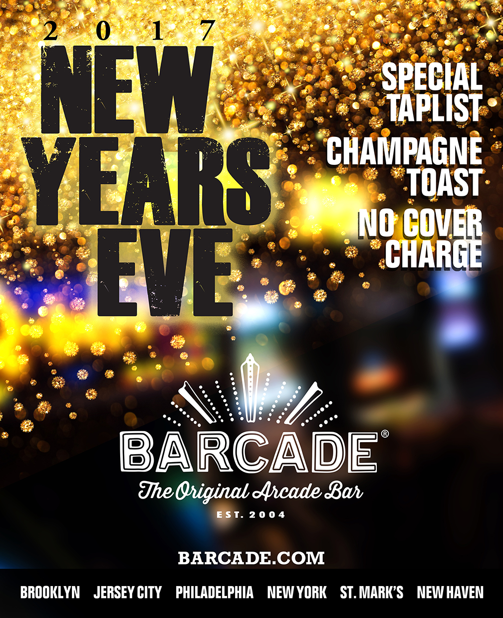 New Year's Eve Party!!!
