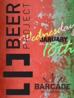 LIC Beer Project Night — January, 18, 2017 at Barcade® in New York, NY