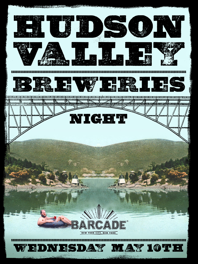 Hudson Valley Breweries Night!!!
