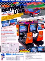 Daytona USA (Quad) — 1994 at Barcade® in New York, NY