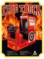 Fire Truck — 1978 at Barcade® in New York, NY