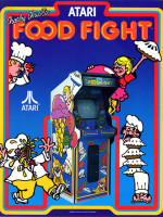 Food Fight — 1983 at Barcade® in New York, NY