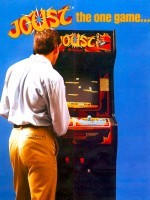 Joust — 1982 at Barcade® in New York, NY
