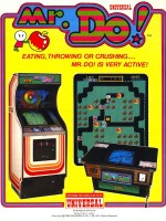 Mr.Do! — 1982 at Barcade® in New York, NY