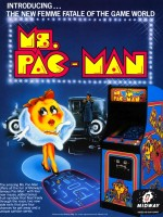 Ms. Pac-Man — 1981 at Barcade® in New York, NY