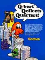 Q*Bert — 1982 at Barcade® in New York, NY