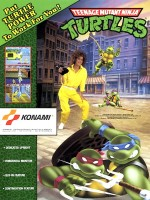 Teenage Mutant Ninja Turtles — 1989 at Barcade® in New York, NY