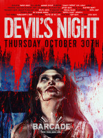 Devil's Night — October 30, 2014 at Barcade® in New York, NY