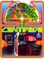 Centipede — 1981 at Barcade® in New York, NY