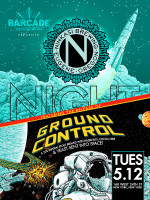 Ninkasi Brewing Night — May 12th, 2015 at Barcade® in New York, New York