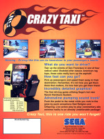 Crazy Taxi — 1999 at Barcade® in New York, NY
