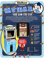 Fix It Felix Jr. — 2012 at Barcade® in New York, NY