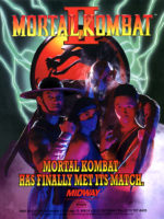 Mortal Kombat II — 1993 at Barcade® in New York, NY