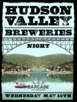 Hudson Valley Breweries Night — May 10, 2017 at Barcade® in New York, New York