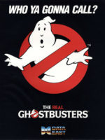 The Real Ghostbusters — 1987 at Barcade®in New York, NY   arcade video game
