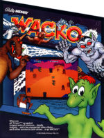 Wacko — 1983 at Barcade® in New York, NY | arcade video game