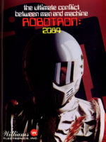 Robotron: 2089 — 1982 at Barcade® in New York, NY | arcade video game