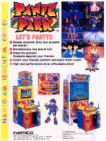 Panic Park — 1997 at Barcade® in New York, NY | arcade video game