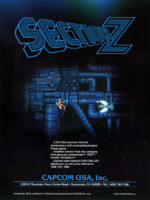 Section Z — 1985 at Barcade® in New York, NY | arcade video game