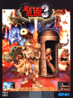 Metal Slug 3 — 2000 at Barcade® in New York, NY | arcade video game