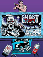 Ghost Town — 1980 at Barcade® in New York, NY | arcade video game flyer graphic