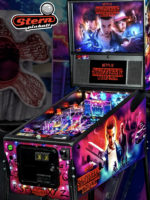 Stranger Things — 2019 at Barcade® in New York, NY | arcade game flyer graphic