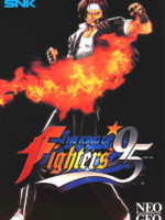King Of Fighters '95 — 1995 at Barcade® in New York, NY | arcade game flyer graphic